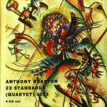 Anthony Braxton- 23 Standards 121 Box