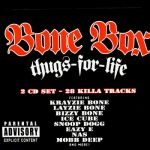Caz- Bone Box - Thugs-for-life - Double album