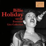 Billie Holiday- Essential Live Collection - Double album
