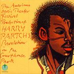 Harry Partch- Revelation In The Courthouse Park - Double album
