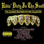 .50 Cal- Ridin' Dirty In The South - The Ultimate Southern Hip Hop Collection - Double album