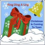 Tom Oprendek- Ring Ding A Ling (christmas Is Coming To Town)